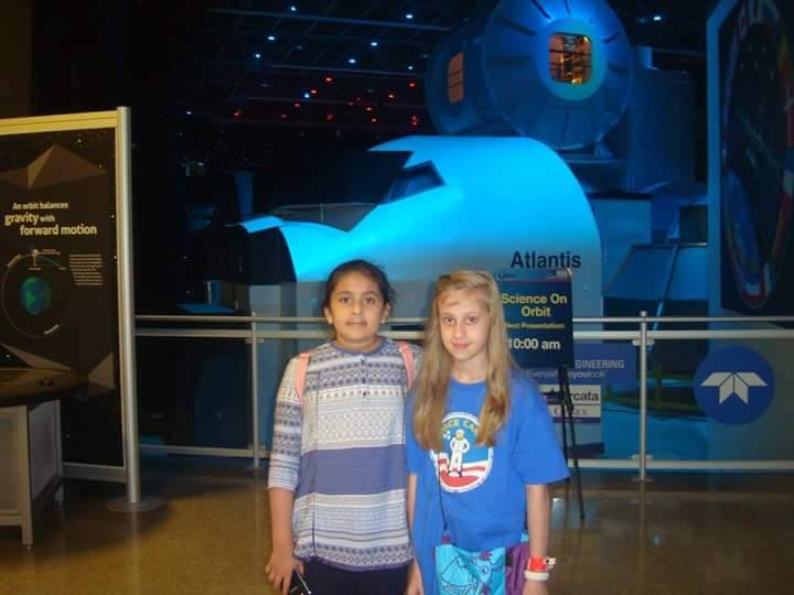 Space Camp US in United States   Roots International Schools