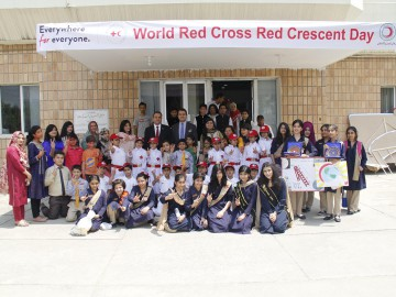 Red Cross Red Crescent day