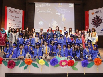 Montessori Graduation Ceremony' 2016