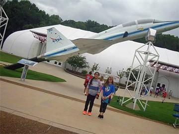 Space Camp US  in United States