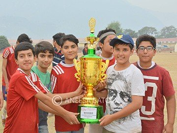 Inter school Football Tournament