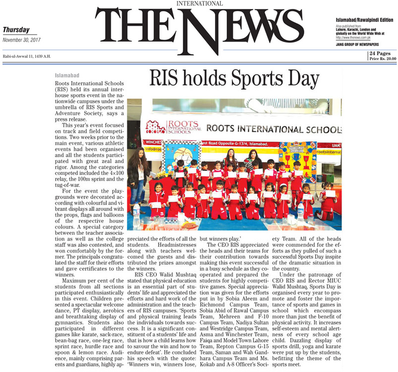 ris-hold-sport-day