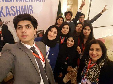 Young Parliamentarian conference