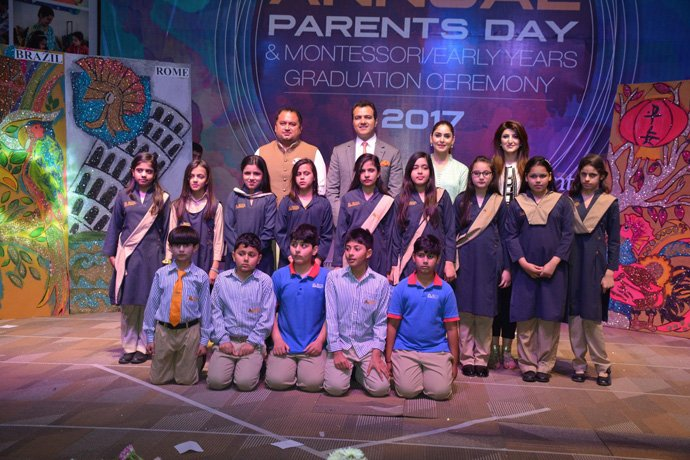 Annual Parents Day F-10 Campus