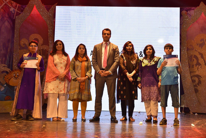 Annual Parents Day Seven Oaks Campus Lahore