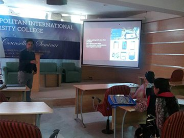Orientation Seminar & Counselling Session