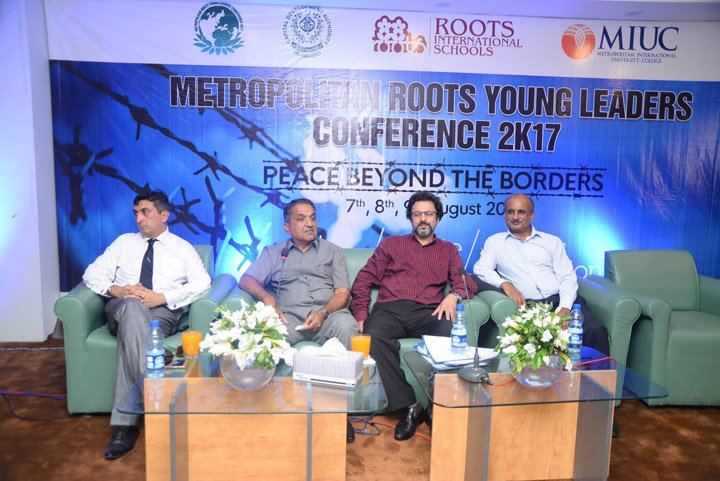 Metropolitan Roots Young Leaders Conference