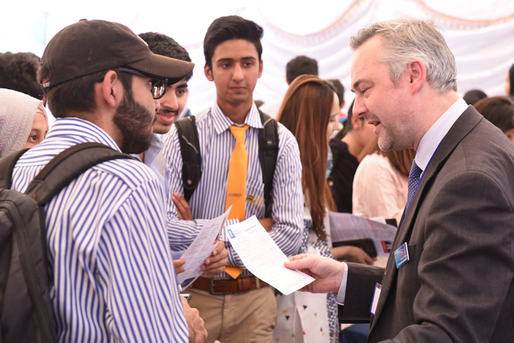 Study UK Exhibition Tour 2017