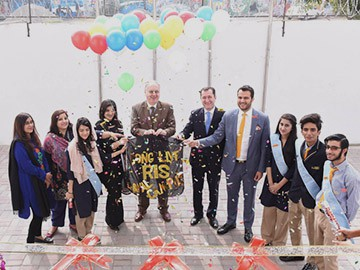 Inaugural & Oath Taking Ceremony Rawal Campus