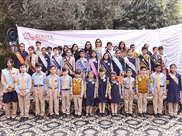 Oath Taking Ceremony At Gulzar-Quaid