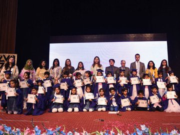 Annual parents Day Richmond, Liverpool and Rawal Campus
