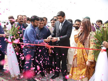 Ground Breaking Ceremony Of  Gujranwala Master City