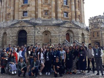 The Oxford Experience (Summer Programme) 2018
