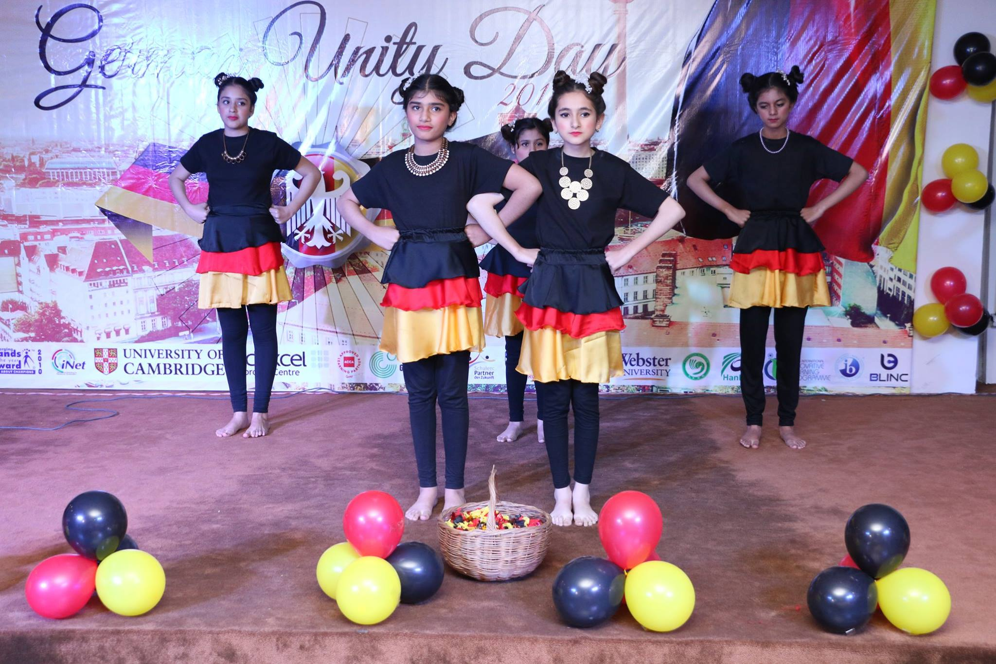 German unity Day Roots International Schools