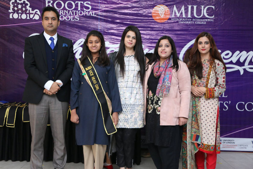 Student Council Oath Taking Ceremony Repton Campus
