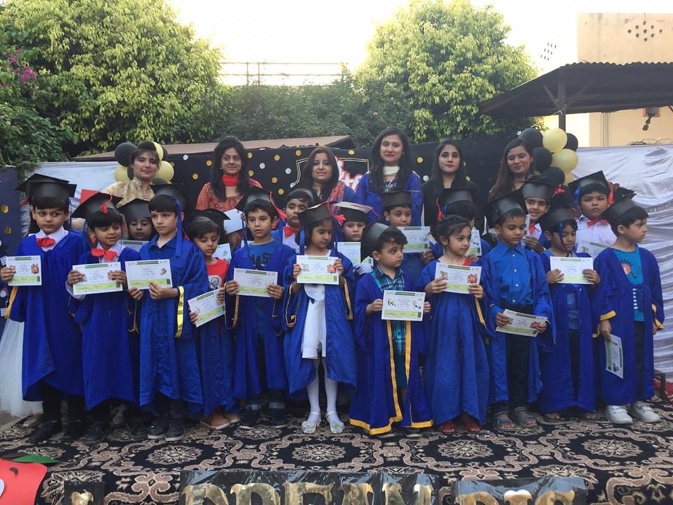 Montessori Graduation Ceremony Gulzare Quaid