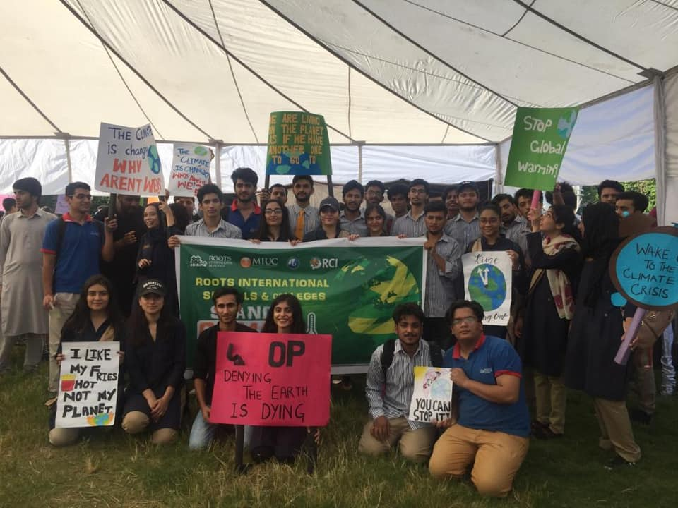 Climate March by RIS