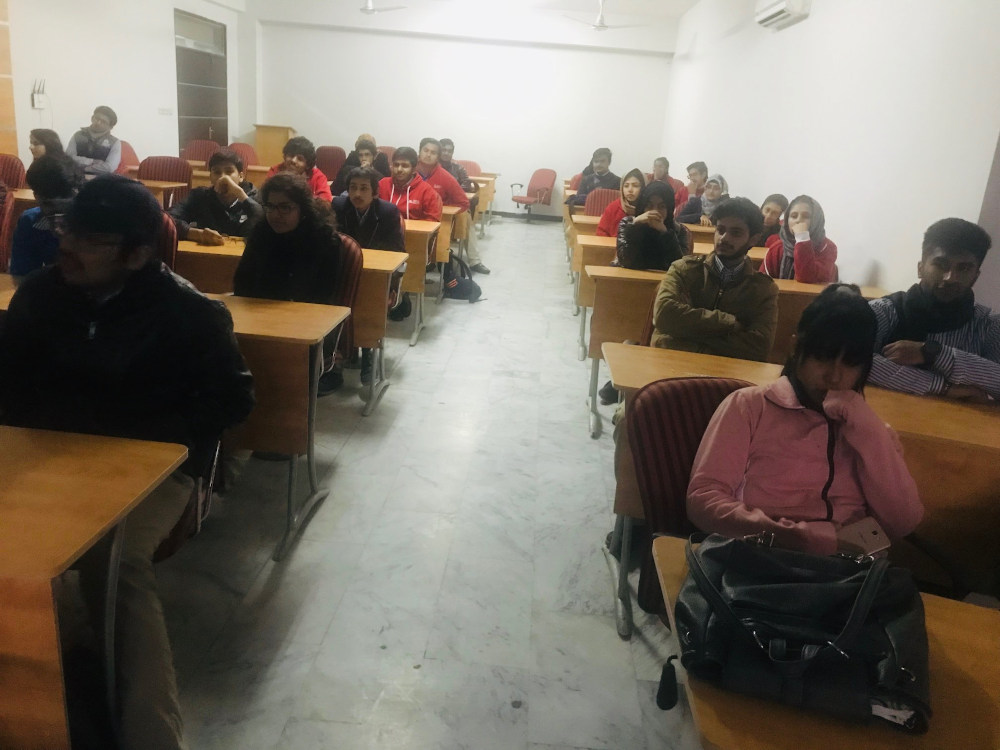 Middle East Technical Outreach Sessions in RISC Campuses
