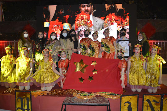 ISC Celebrated Chinese New year